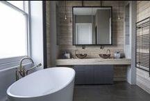 Roselind Wilson Design - Bathrooms / Bathrooms designed by luxury interior design studio Roselind Wilson Design