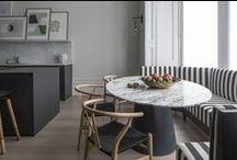 Roselind Wilson Design - Dining Rooms / Dining Rooms designed by luxury interior design studio Roselind Wilson Design