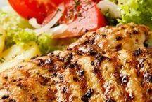 Winner, Winner, Chicken Dinner / Mmmmmmmmmm, chicken.  #chicken #meals #recipes #dinner