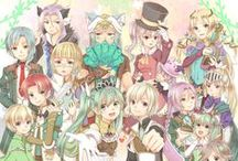 Rune Factory / by Stella Mohan