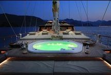 Charter Crewed Gulets / Top Sailing Charter's luxury gulets in Turkey.
