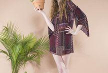 Hippie Kids Spring Lookbook / Festival Wear