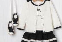 Dress black & white