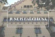 June is Barcelona / Barcelona, Spain @omtripsblog