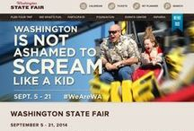 ROCA® Buttercrunch -  Washington State Fair / Bring your best ROCA® buttercrunch baking and confectionery recipes to the Washington State Fair  in Puyallup this September 2014 for a chance to win prizes and shopping credit for our Brown & Haley outlet store in Fife, Washington. You must bring your own sweets and original recipes to the Fair during the contest times for judging. Good luck!!