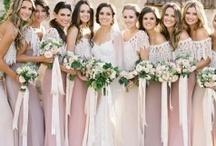 Bridesmaids & Grooms