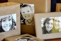 Embalagens de presente / by Rachel Bertolino