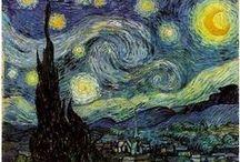 Artiest ~ Van Gogh  / by J. Geeraert