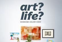 Art or Life 2013 / See the artists being showcased at the 4th Annual Art Show in Ambleside, and some of the things that make our followers' lives more beautiful.   Submit a photo of the art and beauty in your life to enter the contest, and win a $50 coffee card!