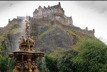 When I ruled the world: Scottish castles / by Meg E.