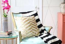 Apartment Musing / Chic apartment ideas.
