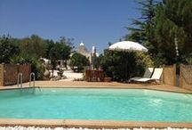 Piscina / La piscina dei Trulli Colarossa