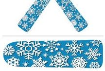 Holiday Fun / One of the easiest ways to decorate for a holiday or season is to choose one of these fun fan blade covers.  We have you covered for Independence Day, Halloween, Christmas, Winter, a Luau and more are being introduced all the time.
