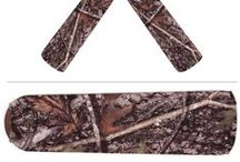 True Timber & Camo / Who doesn't love true timber? Clearly there are many ways to enjoy this and similar patterns. We have a great one too; a celling fan blade cover. Awesome