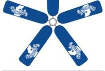 Christmas and Holiday Gifts / Is there anything better than a gift that says I know what your into? Are you shopping for a huge collegiate fan? Perhaps someone fascinated with the cosmos? Or a person who can't spend enough time hunting? We can help you give a fun gift that  helps clean the fan blades and is machine washable. Win win win. Happy Holidays