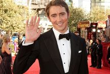 Legs and Brows / I thought I could manage without making a Lee Pace board, but I can't.