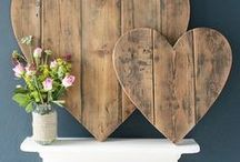 Hearts / Decorating with hearts