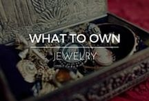 What to Own | Jewelry / Shop RubyLUX for unique one-of-a-kind antique, vintage, and contemporary gemstone and diamond jewelry, fashion clothing and accessories and jewelry boxes. www.RubyLUX.com @shoprubylux