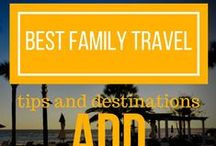 Best Family Travel - Group Board / Group board for sharing the best family travel tips and destinations.  To be added, comment on the ADD ME pin