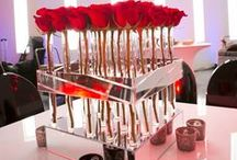 Red Carpet Mitzvah Party / Red Carpet Themed Mitzvah at Temple House in Miami Beach, Florida by Chris Weinberg Events.