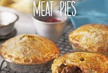 Savoury pie recipes / We love this collection of savoury pie recipes. Discover how to make pie recipes including shepherd's pie, chicken pie, cottage pie, pork pie & other meat pies.