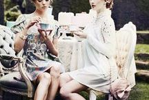 Vintage Teatime / Be it afternoon tea, high tea, vintage or wedding celebration anytime can be teatime