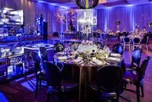 Nightclub Themed Mitzvah Party / Nightclub Themed Bar Mitzvah at Temple Beth Am in Miami, Florida by Chris Weinberg Events.