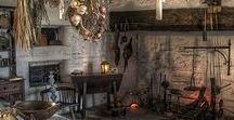 The Castle Kitchen / The medieval kitchen photos,  old-world recipes, and interesting tidbits.