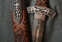 The Lady's Weapon / Beautiful Old World Daggers