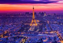 Paris / Tourist in Paris, places to visit