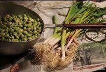 Verduras, Vegetables, Verdure