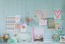 Moodboards / Moodboards and colours