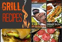 Recipes - Grill & Firepit / by Roslyn Manibusan