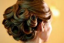WEDDING | HAIRSTYLES / Beautiful Updo's for Wedding, Fabulous Wedding Hair Ideas