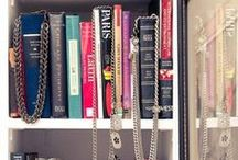 Displaying Jewelry / Of course your TreborStyle finds are beautiful on you, but they're also beautiful as decor. Here's how to display your favorite pieces of jewelry.