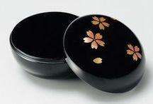 japanware       / japan ware  (Japanese lacquer ware)