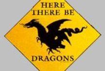 feeding my dragon obsession / by Alicia Carson