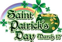 Holiday - St Patrick's Day / St Patrick' Day decorations, etc. / by Deb Mercado