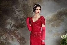 Bright and Beautiful: Colourful Wedding Dresses