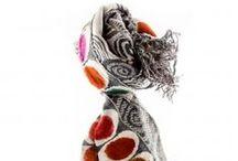 Foulard e sciarpe / Foulard e sciarpe in vendita sul sito www.larmadioimperfetto.com