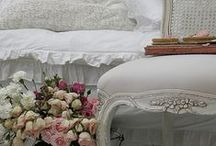 shabby chic ideas / decoration