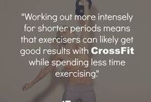 CrossFit Women / Find CrossFit WODs. CrossFit workouts help you sculpt lean and toned body while boosting your metabolism.