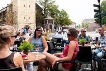 Studeren in Enschede / Hoe is het om te studeren in Studentenstad Enschede? Op dit bord vind je de leukste tips over #Enschede