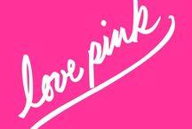 Pink / by Lena Malmstrom