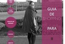 Guia de compras · Los looks de mi armario / GUIA DE COMPRAS Plus SIze para chicas Curvy