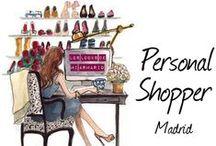 Personal Shopper Madrid · Los Looks de mi Armario / Asesoria personal shopper tambien para talla grande plus size. Analisis de armario, asesoria personal shopper online fiestas despedidas de soltera