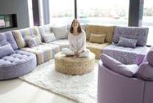 Sofa Modelo Arianne Love / Sofá modular modelo Arianne de Fama. Elige la tapicería que más te guste dentro de nuestras más de 3.000 tapicerías que tenemos.