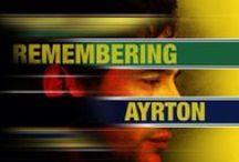Adeus Ayrton Tricampeão