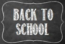 BACK TO SCHOOL / BACK TO SCHOOL resources for middle school and high school classrooms