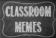 Classroom Memes / Visit this board for some fun classroom memes!